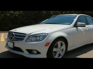 2008 Mercedes-Benz C-Class MINT SHAPE Sedan