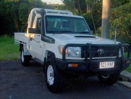 2011 Toyota LandCruiser Ute Coolangatta Gold Coast South Preview