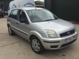 Ford Fusion, 1.6, 5 Door Hatch, 2002