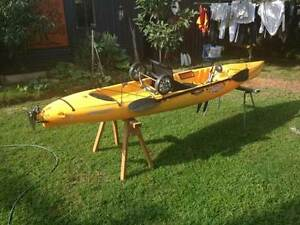 2016 Hobie Revolution 13 Brand new, used once only Penrith Penrith Area Preview