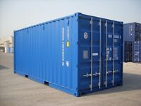 Wanted - Large shipping container