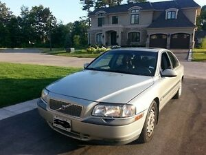 1999 Volvo S80 fully loaded