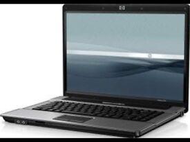 HP 550/160GB HDD/1GB RAM/INTEL CELERON CPU 550/WINDOWS 7