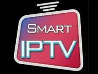 IPTV with box
