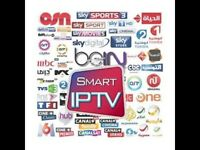 IPTV, HD QUALITY, FREE PHONE APP, OVER 6000 CHANNELS, VIDEO ON DEMAND, MOVIES, SPORTS, 3PM KICK OFFS