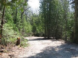 Waterfront lot on Manitoulin Island, close to South Baymouth