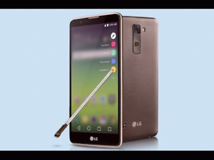 "Mint Unlocked 5.7"" LG stylo 2 plus with smart stylus pen"