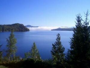 16 Acre Building Lot with Horsefly Lake Views
