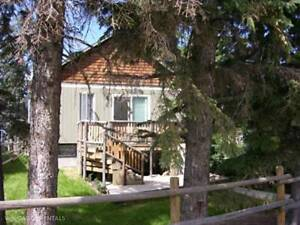 SYLVAN LAKE COTTAGE *Dual Suite - 5 Bedrooms, sleeps 10 people*