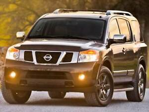 2015 Nissan Armada Platinum - Low Kms - 8 Seater