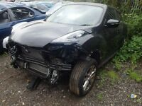 NISSAN JUKE 1.5 DIESEL 2015 BREAKING FOR SPARES / PARTS
