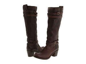 NEW Frye Leather Boots Bottes Cuir 8.5 8 1/2 tag: UGG