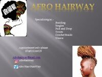 Afro Hair Way: specializing in Braids and Crochet