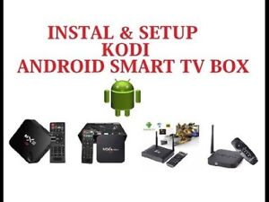 Android tv box repairs and reprogramming and sales and services