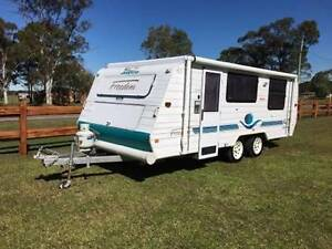 2003 Jayco Freedom - great condition Nelsons Plains Port Stephens Area Preview
