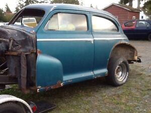 46/47 Chevy 2 dr