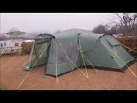 Kyham Ridgi Dome Excelsior XXL Tent - sleeps 12(!!)
