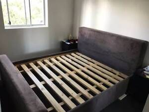 King size bed Kelvin Grove Brisbane North West Preview