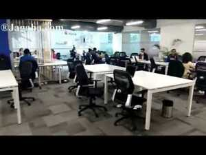Bright Shared Office free wifi & Coffee