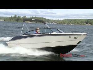 Boat Monterey 214SS Bow Rider