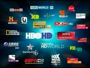IP TV over 4000 Channels & 2000 VOD
