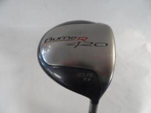 TaylorMade Burner 420 Driver 10.5° Graphite Stiff Mens Right