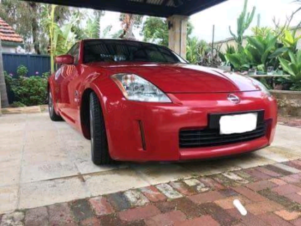 Nissan 350z Track edition 2003 Willagee Melville Area Preview
