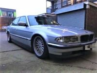 BMW 728i Lowered and very high spec
