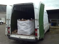 Firewood logs free delivery in 10 miles hardwood