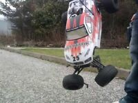 WANTED RC CAR FOR PARTS/WORKING