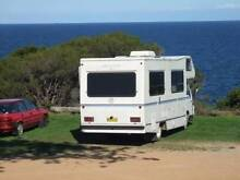 1993 Ford Trader Motorhome 6 berth Wyong Wyong Area Preview