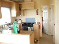 2007 Cosalt Fairway 26 x 12 static caravan for sale, sited on peaceful Highland caravan park