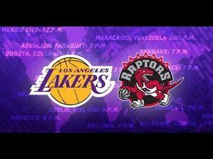 Toronto Raptors vs LA Lakers tickets Oakville / Halton Region Toronto (GTA) image 2