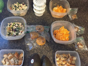 Customized Meal Plans - Weight Loss, Keto, Vegan, Gluten Free
