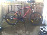 Scott mountain bike