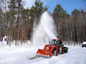 SNOW REMOVAL / SNOW BLOWING * Russell, Embrun, Vars and more!