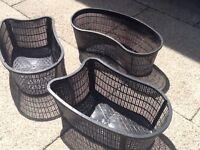 Pond baskets