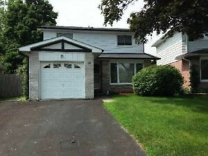 House For Rent- 4 Bedroom house in Bowmanville