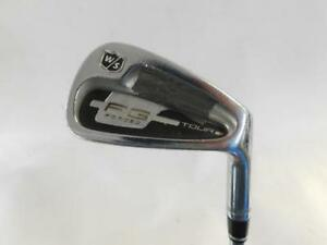 Wilson Staff FG Tour Iron Set #3-PW Steel Regular Mens Right