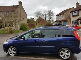 Mazda 5 Sport MPV 7 Seater 2007 in Blue
