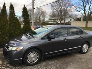 '09 Honda Civic in excellent running condition