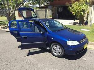 2004 Holden Astra Hatchback The Entrance North Wyong Area Preview