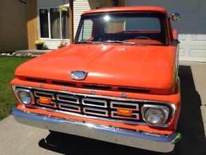 64 ford.  $6000.00