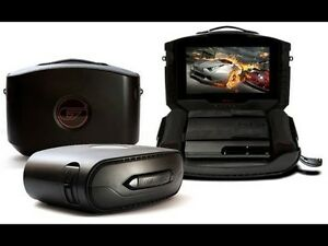 Gaems sentry portable game environment
