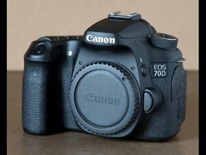 Brand New Canon 70d,BODY ONLY.beautiful camera!