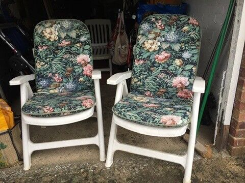 Garden Chairs Stansted