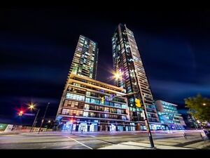 FURNISHED-SHORT TERM-LONG TERM-2 BEDROOM-MISSISSAUGA-SQUARE ONE