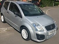 Citroen C2 HDi VTR - £30 a Year Tax - New MOT & Service - Free Warranty all for Below RRP!!