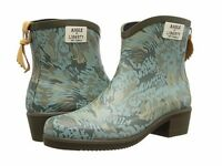 NEW Aigle Miss Juliette Bottillon Liberty Print Rubber Ankle Boots / UK 4.5 – £55 – ORIGINALLY £94