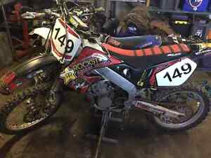1999 Cr 250 need gone Booragul Lake Macquarie Area Preview